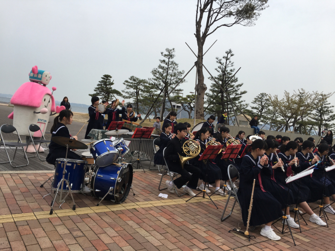 3/29高松のサンポートからにっぽん丸出港しました🚢_c0091117_10471192.jpg