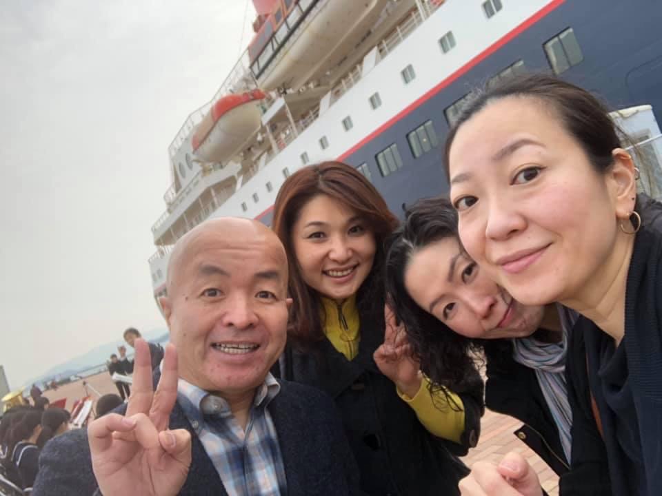 3/29高松のサンポートからにっぽん丸出港しました🚢_c0091117_10471500.jpg