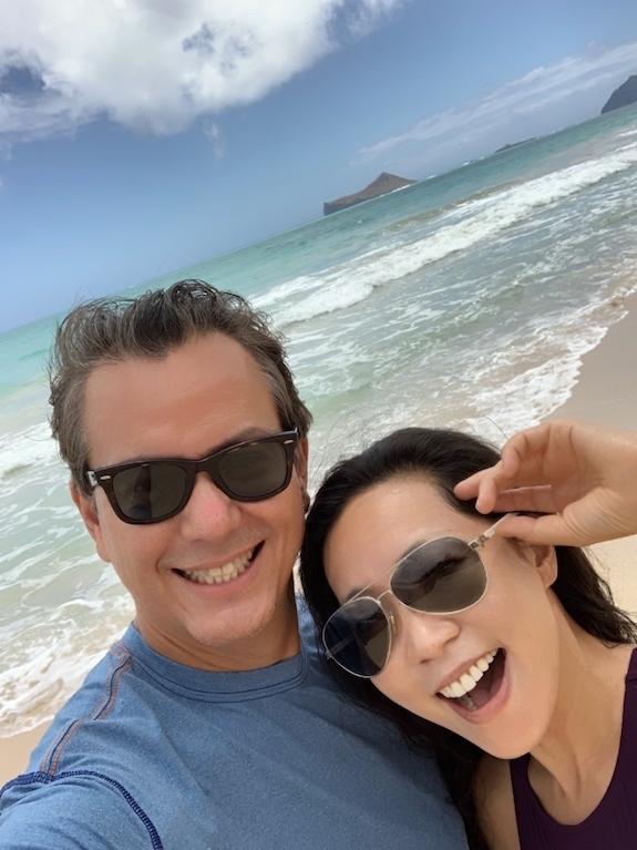 ハワイの海〜ワイマナロ!_c0187025_09221188.jpg