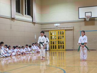 西町教室 春期昇級審査会_c0118332_22254929.jpg