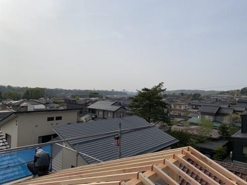 「家族が楽しく集う二世帯住宅」@金沢市_b0112351_20592252.jpeg