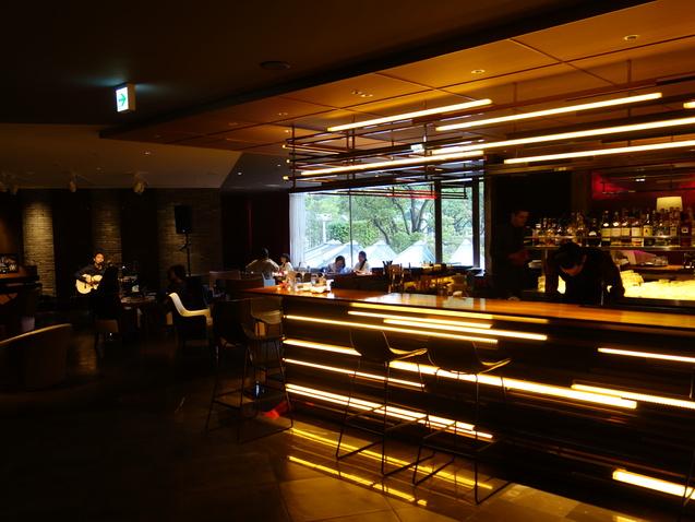 ポイントで宿泊@ヒルトン東京 (2) 「十二颯」で夕食_b0405262_17591727.jpg