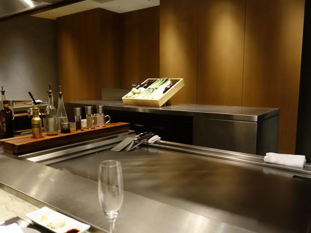 ポイントで宿泊@ヒルトン東京 (2) 「十二颯」で夕食_b0405262_17593426.jpg