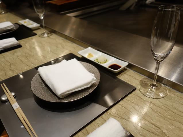 ポイントで宿泊@ヒルトン東京 (2) 「十二颯」で夕食_b0405262_17595285.jpg
