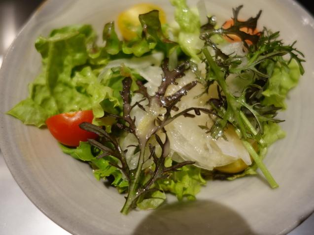 ポイントで宿泊@ヒルトン東京 (2) 「十二颯」で夕食_b0405262_183418.jpg