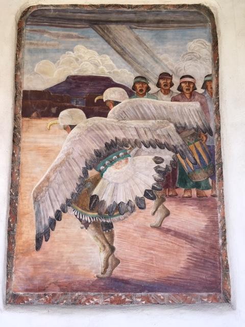 サンタフェへの旅ーNew Mexico Museum of Art_e0350971_13075994.jpg