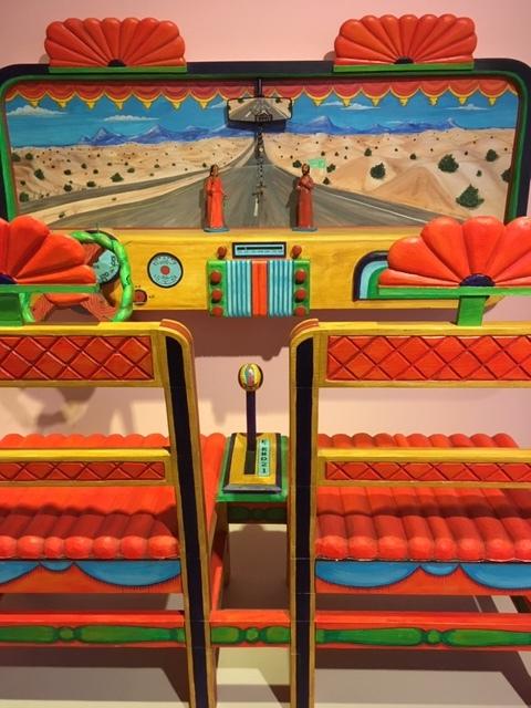 サンタフェへの旅ーNew Mexico Museum of Art_e0350971_13214752.jpg