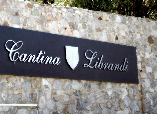 チロ・マリーナ  カラブリアワインの雄 リブランディへ_f0205783_22063869.jpg