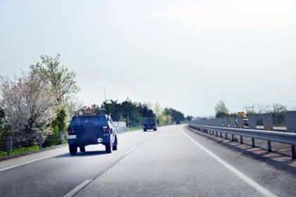 広〜い富山平野からはこんな風景が長く続きます......_b0194185_21340905.jpg