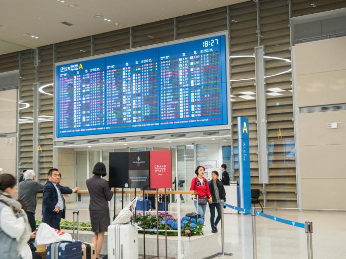 平成最後の海外旅行はデルタのマイルを使ってソウルへ(1)_f0276498_13144831.jpg
