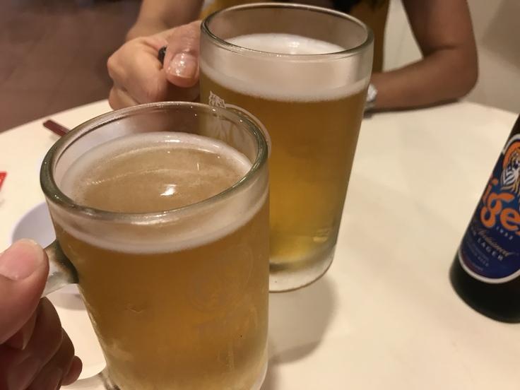 4/23☆鴨やらエビやらビールやら!_c0212604_6281549.jpg