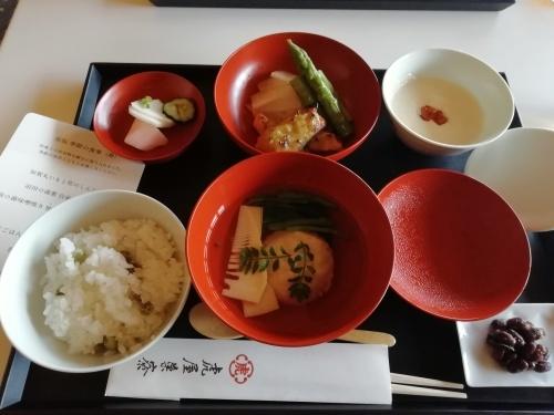 赤坂「とらや」ランチ_e0116211_17155982.jpg