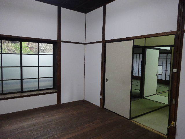 加賀野 古家改修工事 もうすぐ工事が完了です。_f0105112_04104189.jpg