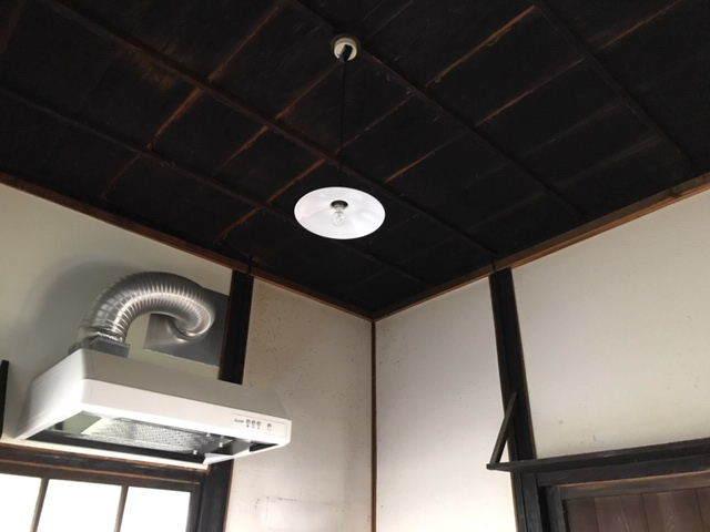 加賀野 古家改修工事 もうすぐ工事が完了です。_f0105112_04242577.jpg