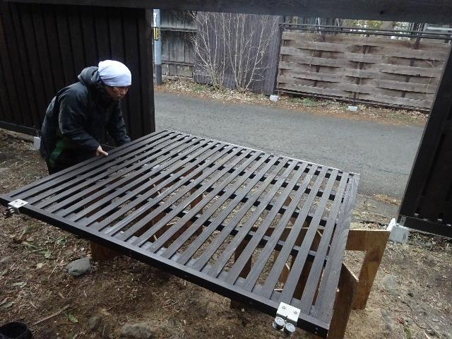 加賀野 古家改修工事 もうすぐ工事が完了です。_f0105112_04242598.jpg