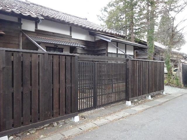加賀野 古家改修工事 もうすぐ工事が完了です。_f0105112_04310901.jpg