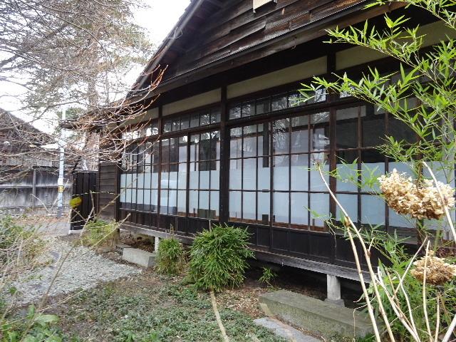 加賀野 古家改修工事 もうすぐ工事が完了です。_f0105112_04310924.jpg