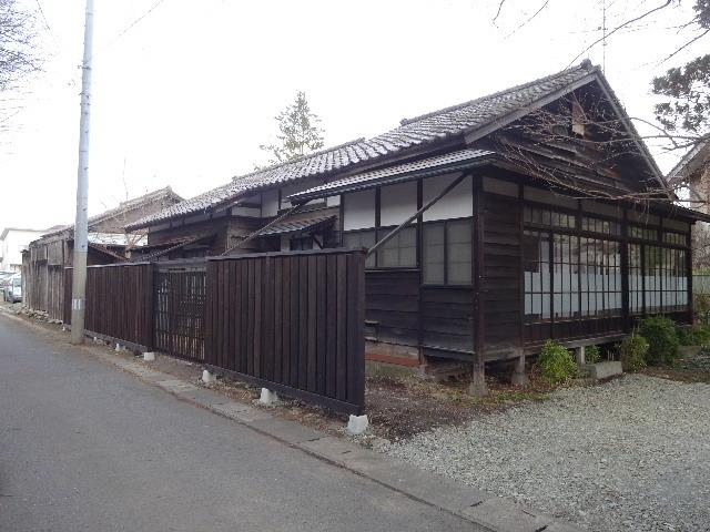 加賀野 古家改修工事 もうすぐ工事が完了です。_f0105112_04310955.jpg