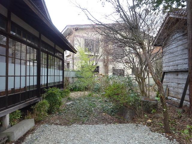 加賀野 古家改修工事 もうすぐ工事が完了です。_f0105112_04310991.jpg