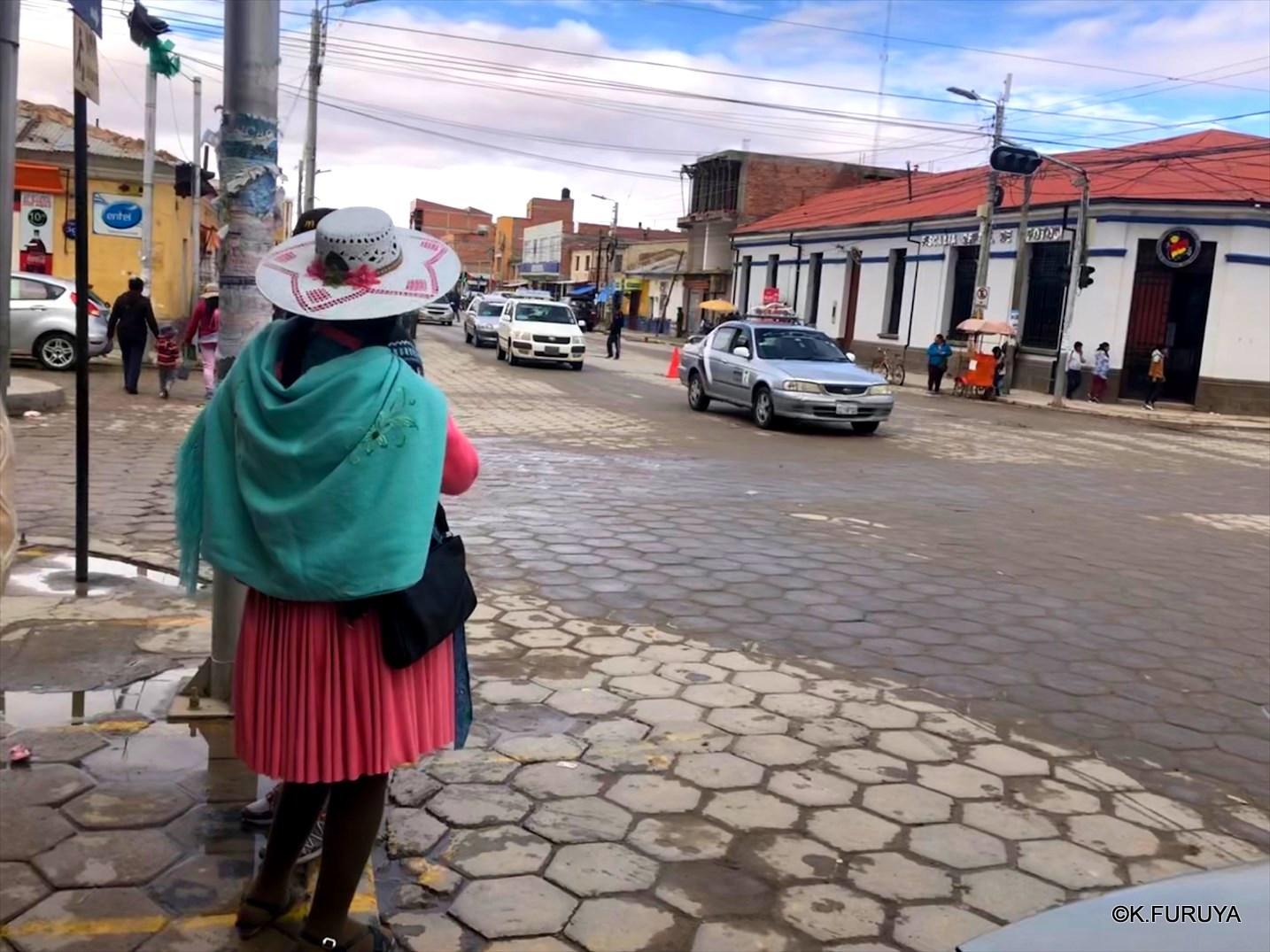 中南米の旅/25 ウユニのメインストリート@ボリビア_a0092659_16353374.jpg