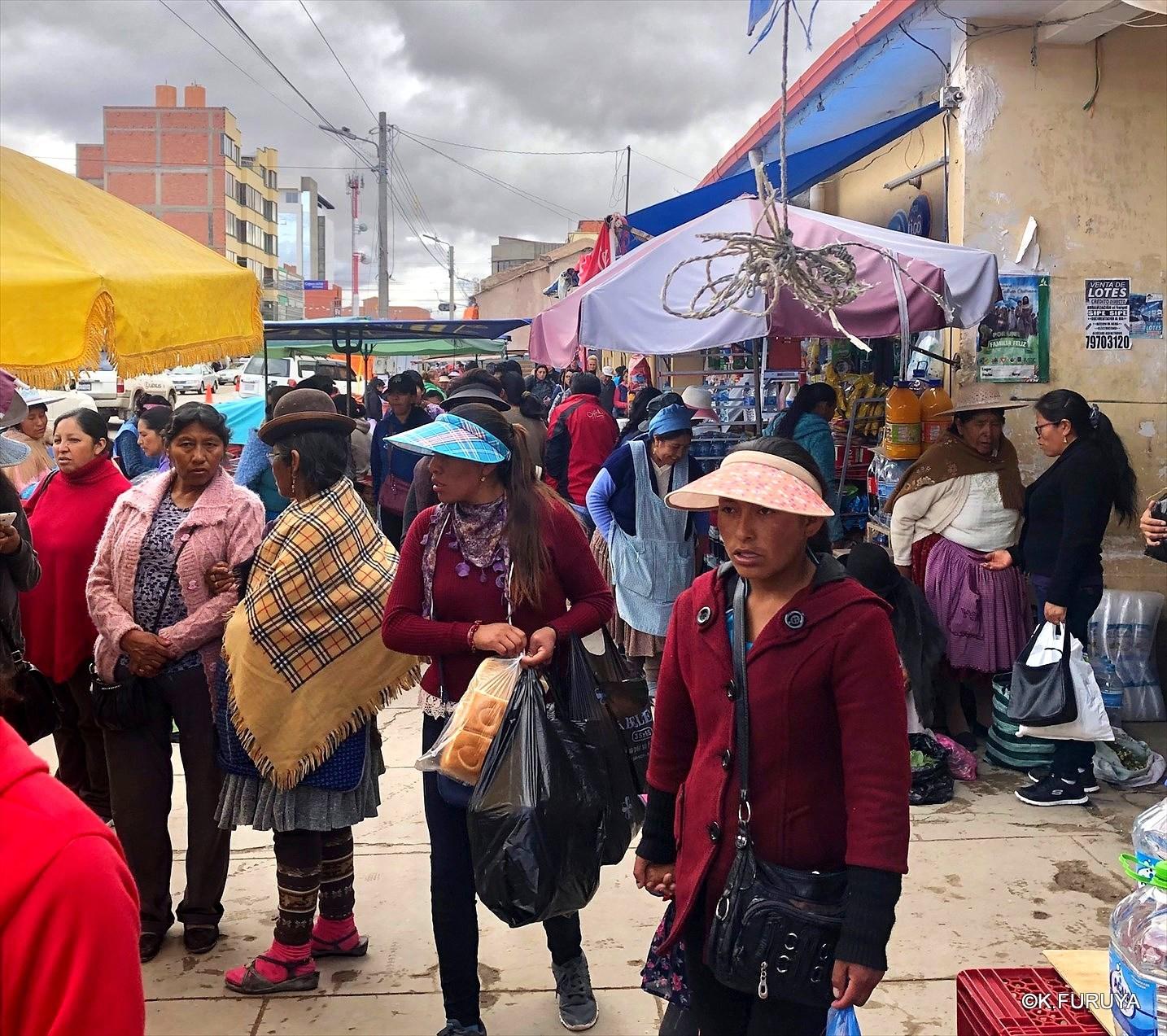中南米の旅/25 ウユニのメインストリート@ボリビア_a0092659_16395431.jpg
