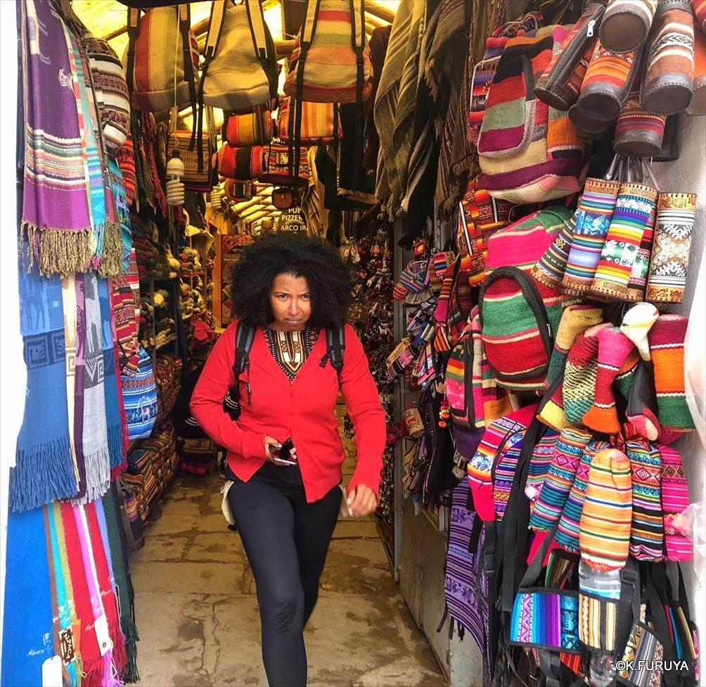 中南米の旅/25 ウユニのメインストリート@ボリビア_a0092659_16520629.jpg
