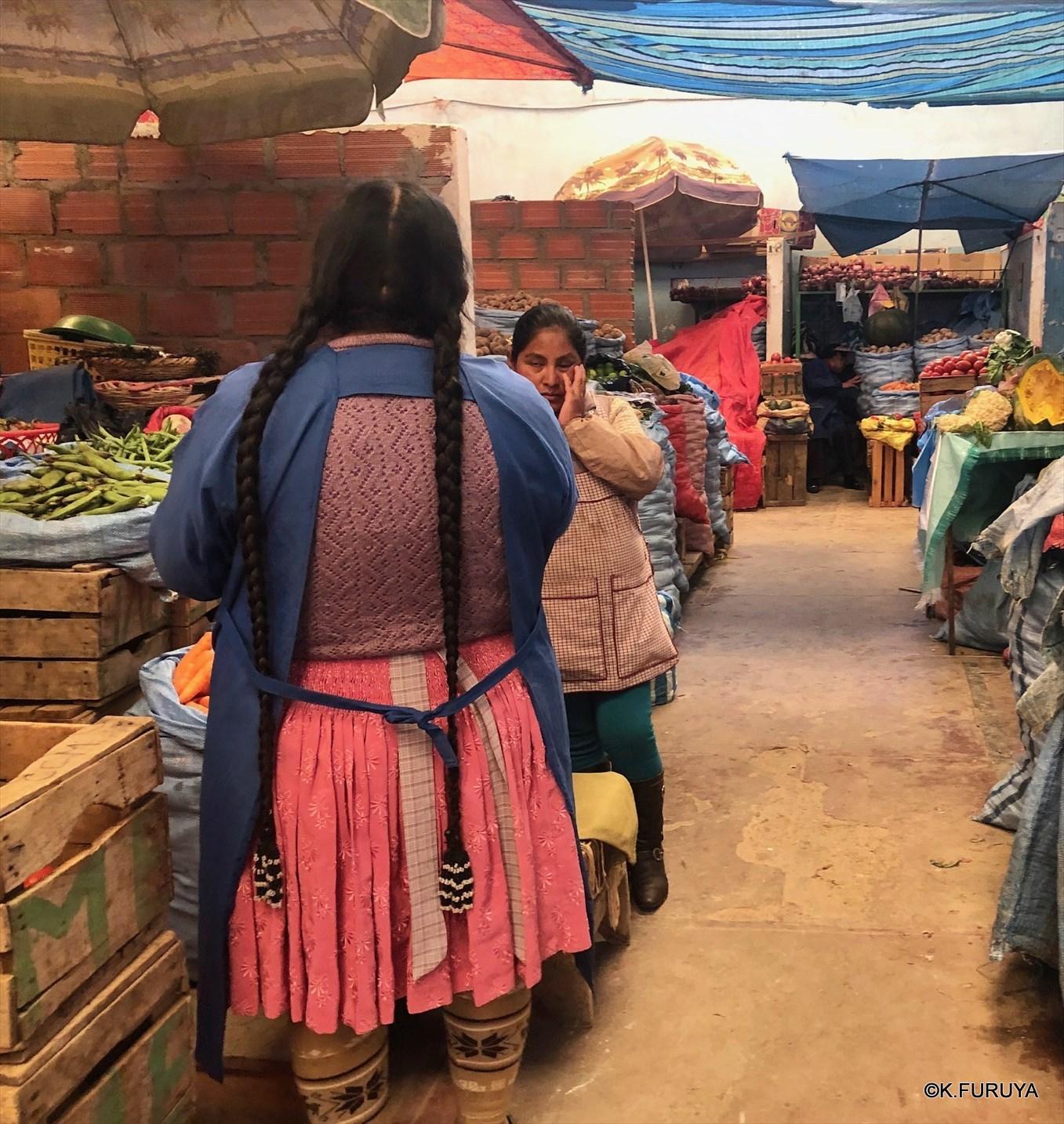 中南米の旅/25 ウユニのメインストリート@ボリビア_a0092659_17022429.jpg