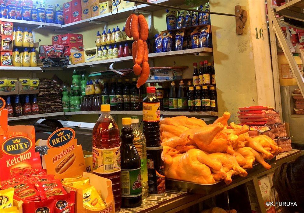 中南米の旅/25 ウユニのメインストリート@ボリビア_a0092659_17330248.jpg