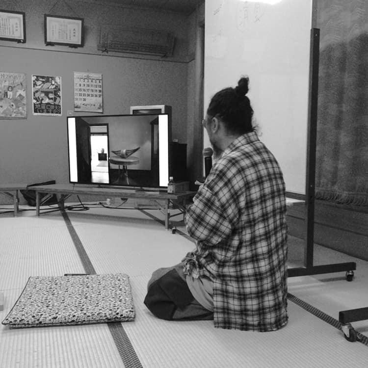「小野哲平展  衝動と暴力性」5日目_d0087761_1945255.jpg