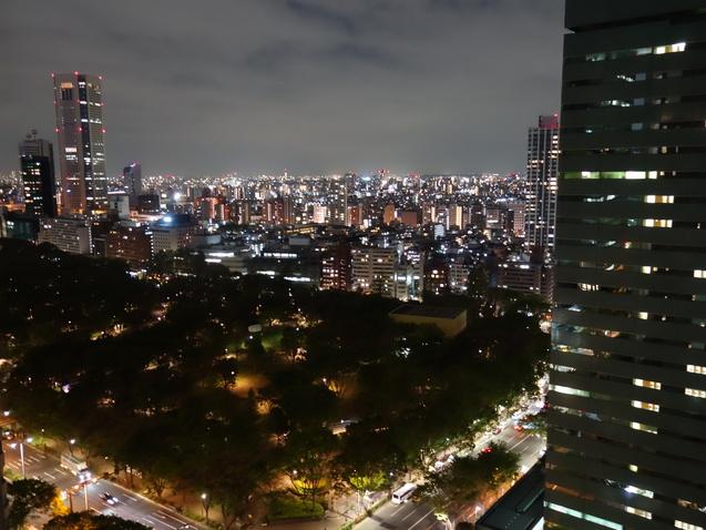 ポイントで宿泊@ヒルトン東京 (3)_b0405262_21211474.jpg