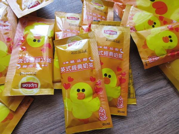 Lipton 絶品醇英式經典奶茶_c0152767_21442340.jpg
