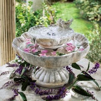 ガーデン&テラスにお勧めな噴水~❤_f0029571_20422280.jpg