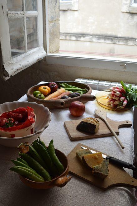 春のプロヴァンスの食卓_b0346275_02455323.jpg