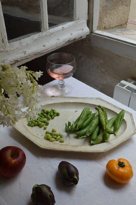春のプロヴァンスの食卓_b0346275_02532032.jpg