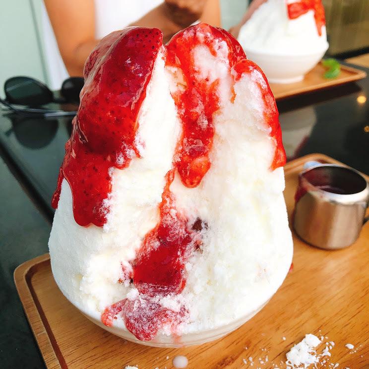 暑い!熱い!!おススメのかき氷!?(^-^)_f0144385_21163598.jpg