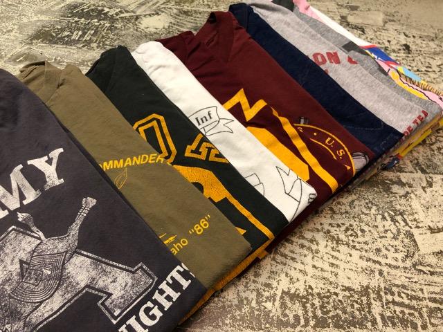 4月27日(土)マグネッツ大阪店スーペリア入荷!! #4 U.S.Military T-Shirt編! Champion & Army,USMC,USN,USAF!!_c0078587_1518569.jpg