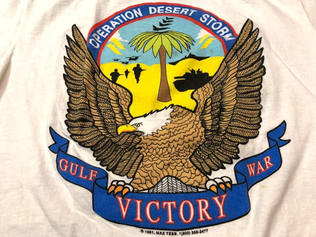 4月27日(土)マグネッツ大阪店スーペリア入荷!! #4 U.S.Military T-Shirt編! Champion & Army,USMC,USN,USAF!!_c0078587_16475160.jpg
