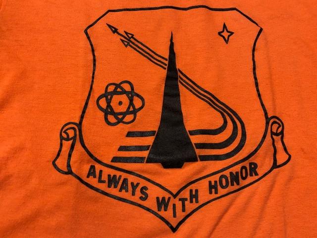 4月27日(土)マグネッツ大阪店スーペリア入荷!! #4 U.S.Military T-Shirt編! Champion & Army,USMC,USN,USAF!!_c0078587_1733934.jpg