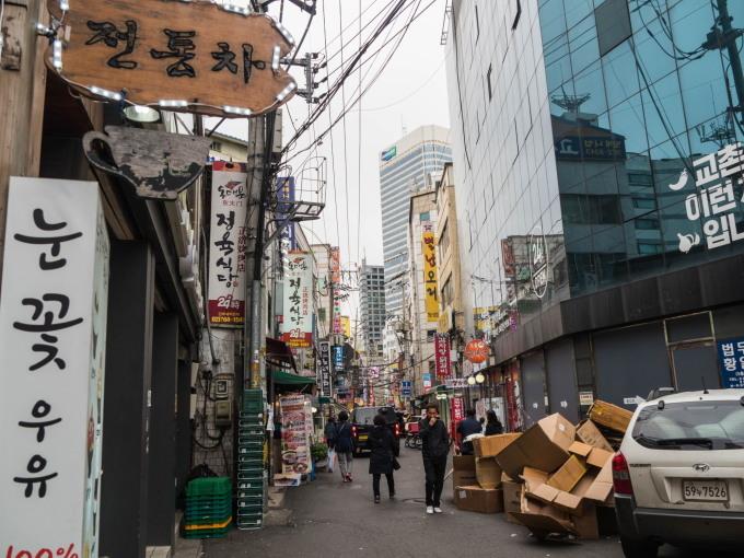平成最後の海外旅行はデルタのマイルを使ってソウルへ(2)_f0276498_23451110.jpg