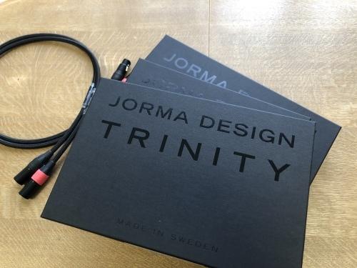 JORMA TRINITYとNO.3比較試聴_c0113001_17453998.jpeg