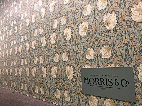 「ウィリアム・モリスと英国の壁紙展」_c0134902_09554256.jpg