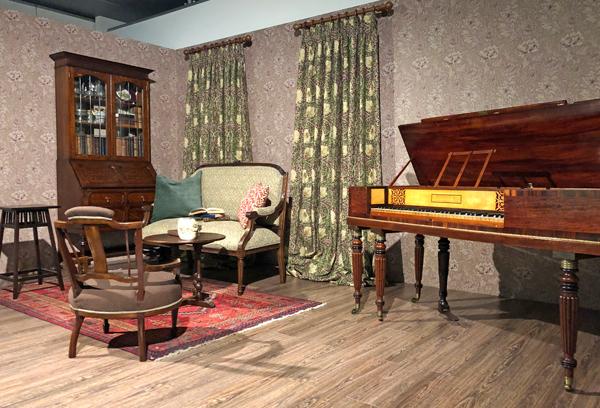 「ウィリアム・モリスと英国の壁紙展」_c0134902_09555029.jpg