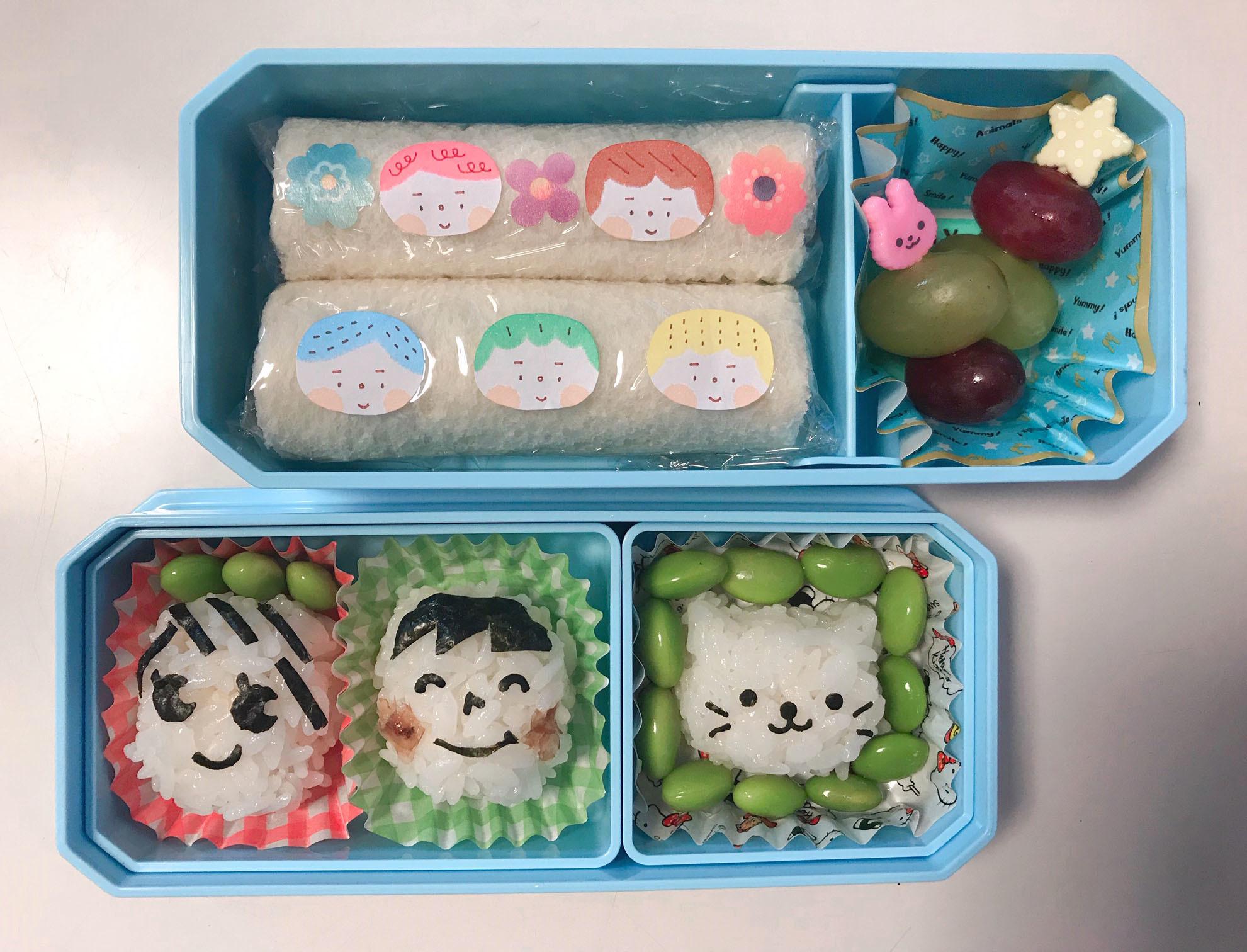 幼稚園のおべんとう。_d0225610_16301898.jpg