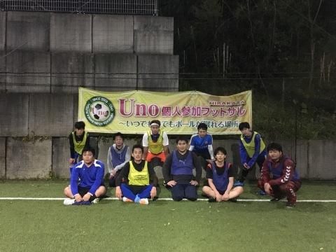 UNO 4/18(木) at UNOフットボールファーム_a0059812_16535612.jpg