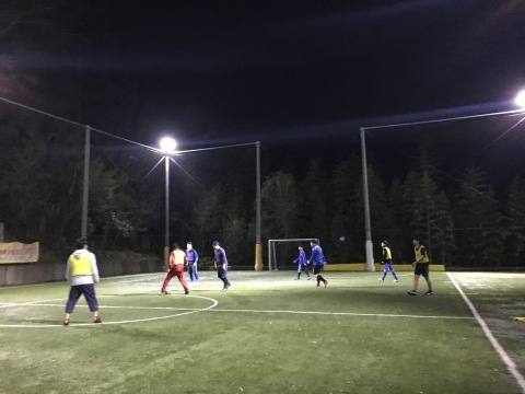 UNO 4/18(木) at UNOフットボールファーム_a0059812_16540830.jpg