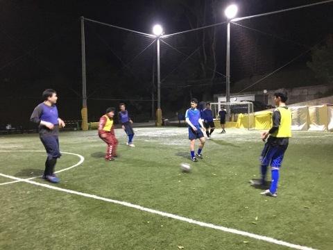 UNO 4/18(木) at UNOフットボールファーム_a0059812_16541262.jpg