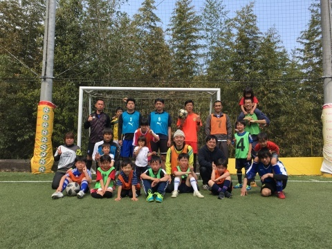 ゆるUNO 4/21(日) at UNOフットボールファーム_a0059812_17562506.jpg