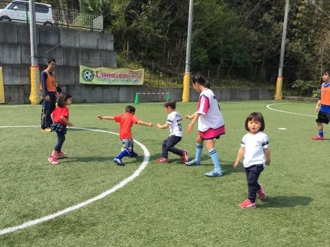 ゆるUNO 4/21(日) at UNOフットボールファーム_a0059812_18011081.jpg