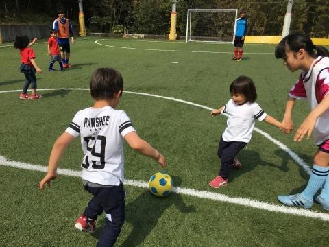 ゆるUNO 4/21(日) at UNOフットボールファーム_a0059812_18011489.jpg