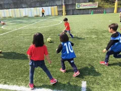 ゆるUNO 4/21(日) at UNOフットボールファーム_a0059812_18012288.jpg